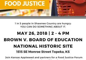 Topeka Food Justice Forum