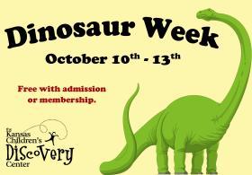 Dinosaur Week!