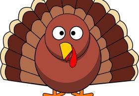 Turkey Games: Thanksgiving Celebration!