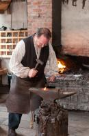 Blacksmith's Weekend is just one of the exciting Step Back in Time Weekend events happening this summer at The Farmers' Museum in Cooperstown.