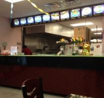 The Golden Wok doesn't look fancy, but who cares when the food is so fantastic!