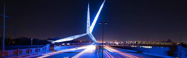 Skydance Bridge 16:5