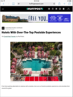 2017 Summer Marketing Campaign -  Online - Huffingtonpost.com - Skytop Lodge