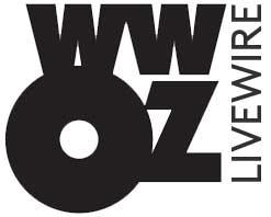 WWOZ Livewire Logo