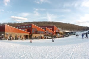 Skiing at Bear Creek Mountain Resort