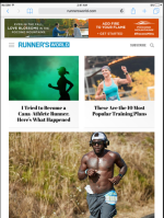 2017 Fall Marketing Campaign - Online - Pocono Mountains Visitors Bureau - Runners World