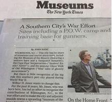New York Times article on A Southern City's War Effort