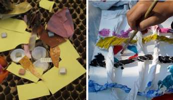 Spring Into Art: 5 & 6 Year Olds Art Camp