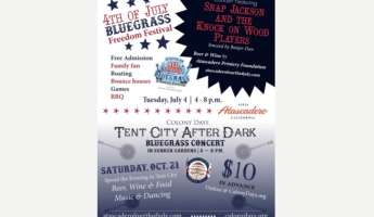 2nd Annual Colony Days 4th of July Bluegrass Freedom Festival