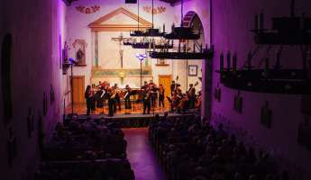 Orchestra Series: Baroque in the Mission