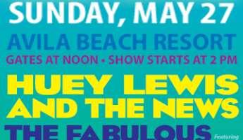 25th Annual Avila Beach Blues Festival