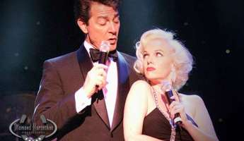 A Toast to Dean Martin and Marilyn Monroe