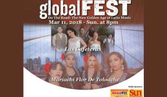 GLOBAL FEST – The New Golden Age of Latin Music