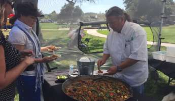CHEF'S SUMMER SIZZLE @ Farmers Market!