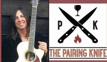 Sunday on the Terrace - Jill Knight & The Pairing Knife Food Truck