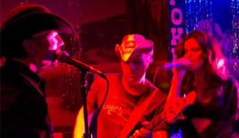 Friday Night Concert - Lulu and the Cowtippers
