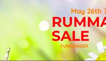 Rummage Sale for The Wellness Kitchen