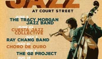 SLO Jazz Festival at Court Street