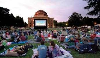 Movies in the Gardens at Sunken Gardens- Coco