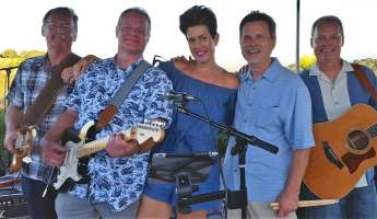Saturday in the Park- Summer Concert Series with The Martin Paris Band