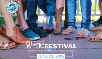 Atascadero Lakeside Wine Festival