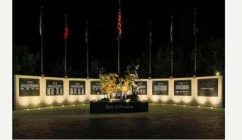 Veterans Memorial Day Ceremony & BBQ