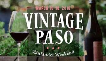 Vintage Paso: Zinfandel Weekend at Vina Robles Winery