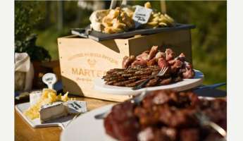 Chef's Summer Sizzle @ Farmers Market