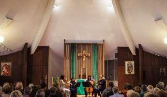 Festival Mozaic Midday Mini-Concert: Dvorák's American Quartet