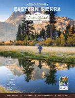 2018 visitor guide cover