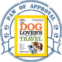 National Geographic - Paw of Approval Badge