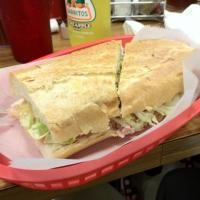 Cuban Sandwich at La Ideal