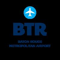 BTR Airport Logo