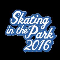 Skating in the Park logo