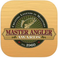 Master Angler App badge