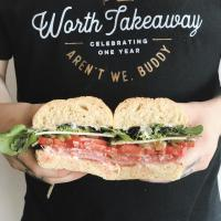 Worth Takeaway sandwich