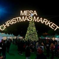 Mesa Christmas Market on Merry Main Street