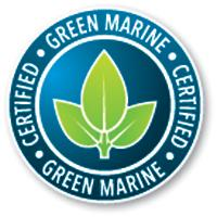 Image of the Green Marine certification logo