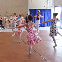 Indiana Ballet Theatre at Explore
