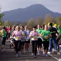 Eugene Marathon by Meg Trendler