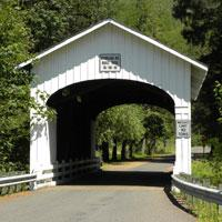 Wendling Covered Bridge by Cari Garrigus
