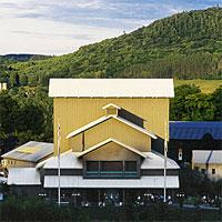 Eastman School of Music Aerial View
