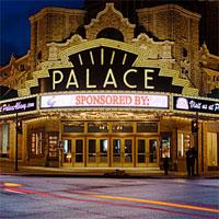 The Palace Theater Marquee