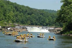 10% Off Rafting, Zip-lining, Bike Rentals, and Camping