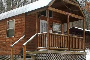 Winter Cozy Cabin Rentals