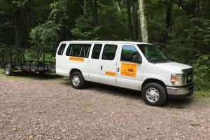 20% Off One Daily Bicycle Shuttle Service to the Trailheads