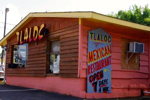 Tlaloc El Mexicano has amazing Mexican food - Athens, Georgia