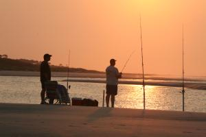 Myrtle beach fishing fishing piers piers fishing for Do you need a fishing license on a pier
