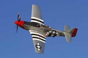P-51D Mustang Red Nose