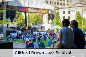 Clifford Brown Jazz Festival